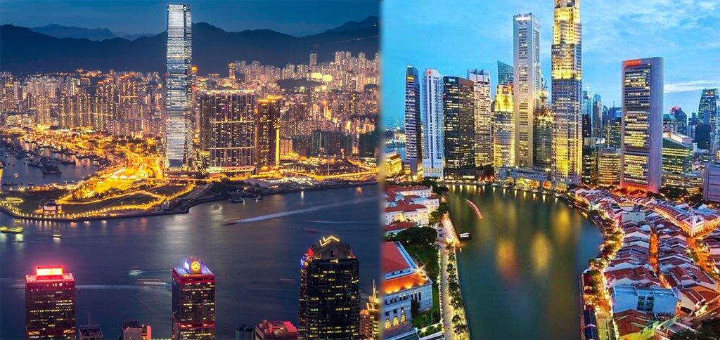 Hong Kong - Singapore Business Association 新加坡香港商會